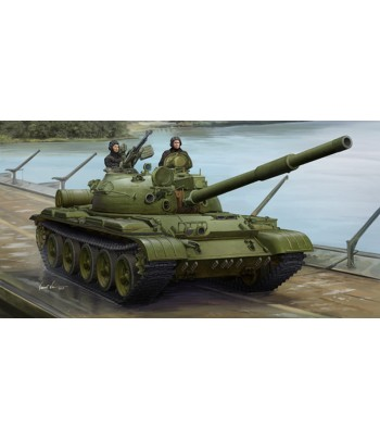 Soviet T-62 mod.1975 (1972+KTD2) TRUMPETER 01552