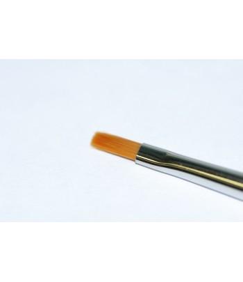 Кисть плоская 4 мм (синтетика) TAMIYA 87046