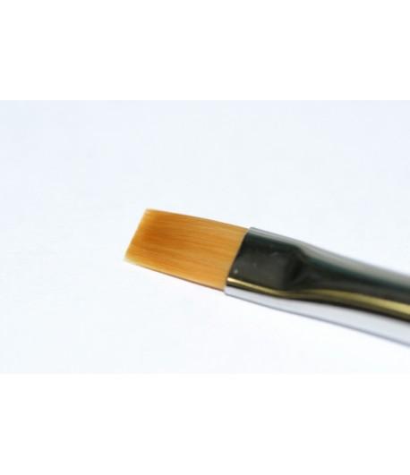 Кисть плоская 6 мм (синтетика) TAMIYA 87047