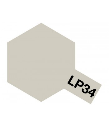 LP-34 Light Gray (светло-серая)10мл. TAMIYA 82134