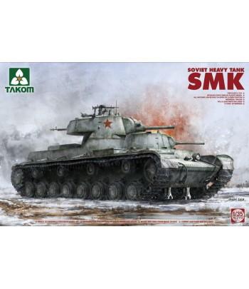 Soviet Heavy Tank SMK TAKOM TAK2112