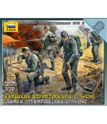 Немецкие штурмпионеры 1939-1942 ЗВЕЗДА 6110