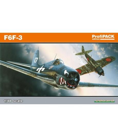 Самолет F6F-3 Hellcat 1:48 EDUARD 8221