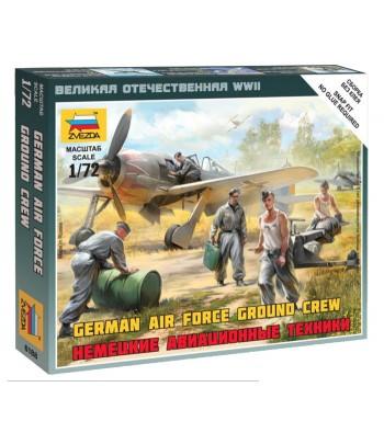 Немецкие авиатехники ЗВЕЗДА 6188