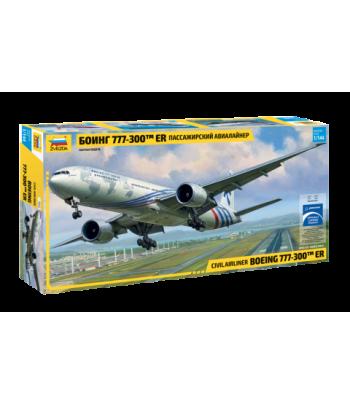 Пассажирский аваиалайнер Боинг 777-300 ER ЗВЕЗДА 7012