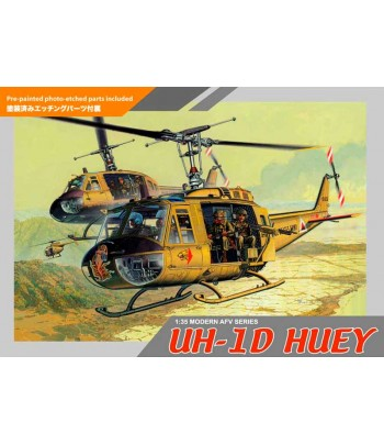 Вертолет UH-1D Huey DRAGON 3538