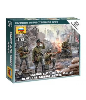 Немецкая элитная пехота 1941-1943 ЗВЕЗДА 6180
