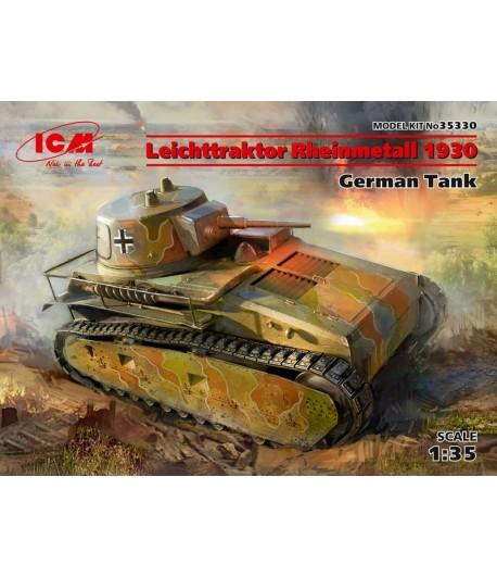 Германский танк Leichttraktor Rheinmetall 1930 ICM 35330