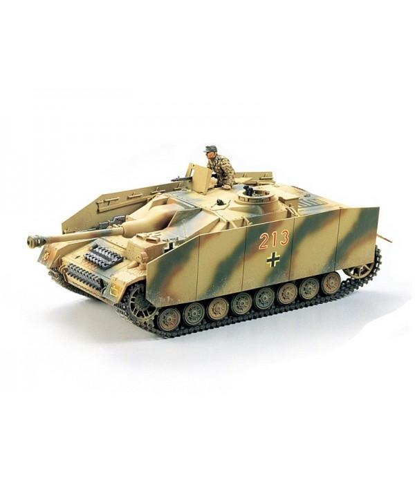 Немецкая САУ на гусеничном ходу Sturmgeschutz IV (Sd.Kfz.163) TAMIYA 35087