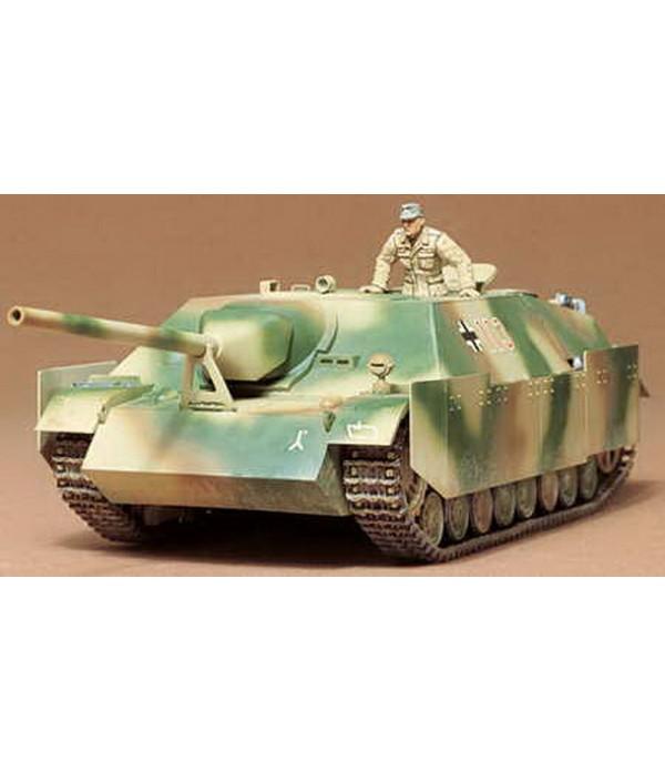 Немецкая САУ на гусеничном ходу German Jagdpanzer IV Lang TAMIYA 35088