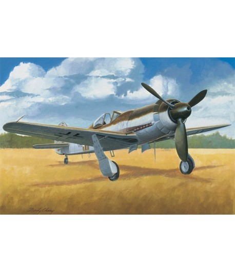 Самолет Focke-Wulf Ta 152C-1 HOBBY BOSS 81702