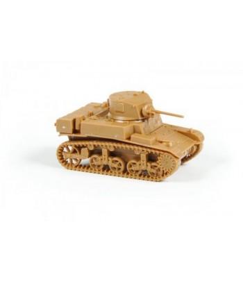"""Американский танк M3A1 """"Стюарт"""" ЗВЕЗДА 6265"""