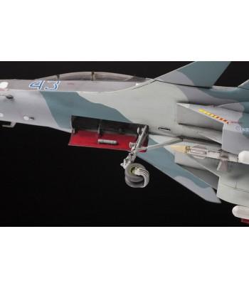 Российский многоцелевой истребитель Су-30СМ ЗВЕЗДА 7314