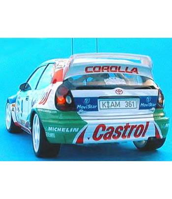 Автомобиль Toyota Corolla WRC TAMIYA 24209