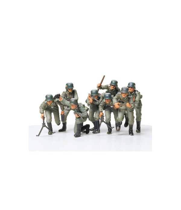 Немецкая пехота 8 фигур TAMIYA 35030