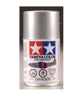 AS-12 Bare Metal Silver (спрей) TAMIYA 86512