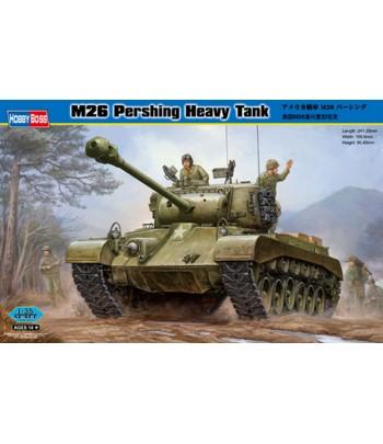 Американский тяжелый танк M26 Pershing HOBBY BOSS 82424