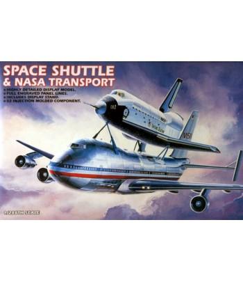 Космический корабль Space Shuttle/747 Transport ACADEMY12708