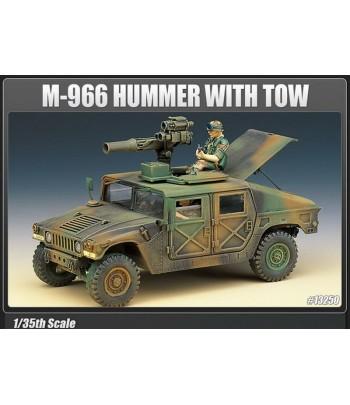 Американский армейский автомобиль M-966 Hummer with TOW ACADEMY13250