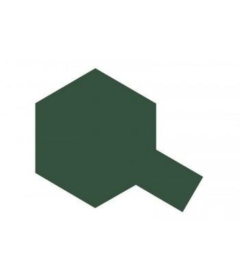 TS-2 Dark Green (Темно-зеленый) краска-спрей в баллоне 100 мл TAMIYA 85002