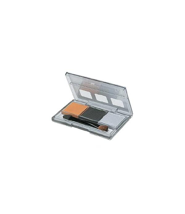 Набор пигментов C - оранж.ржавчина, оружейный метал, серебро TAMIYA 87085