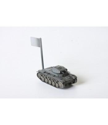 Немецкий лёгкий танк Pz.Kp.fw II ЗВЕЗДА 6102