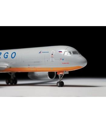 Российский грузовой самолет нового поколения Ту-204-100С ЗВЕЗДА 7031