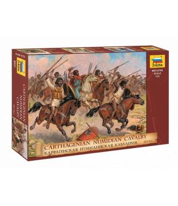 Карфагенская – нумидийская кавалерия ЗВЕЗДА 8031