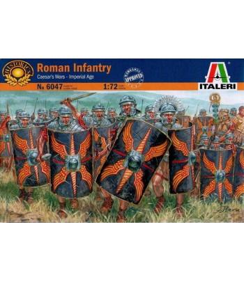 Римская пехота Roman Infantry (Cesar's Wars) ITALERI 6047
