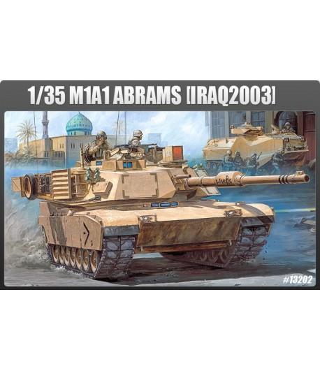 ТанкM1A1 ABRAMS 'IRAQ 2003' ACADEMY13202