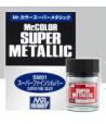 SM04 краска художественная SUPER STAINLESS 10мл (нержавеющая сталь) GUNZE SANGYO