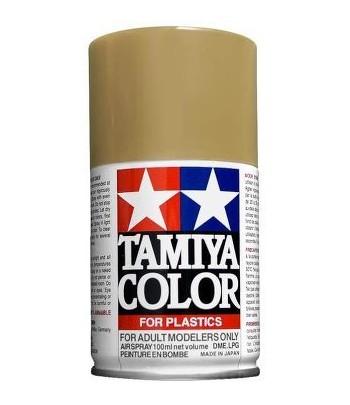 TS-3 Dark Yellow (спрей) TAMIYA 85003