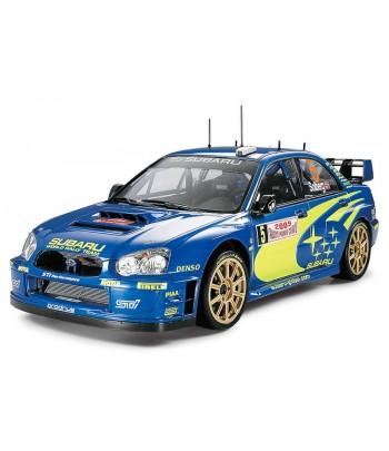 Автомобиль Subaru Impreza WRC 2005 TAMIYA 24281
