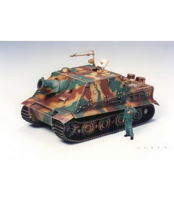 German Sturmtiger Assault Tank 38cm Mortar TAMIYA 35177