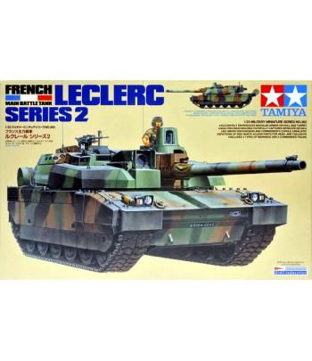 Французский основной танк Leclerc Series 2, с фигурой командира TAMIYA 35362