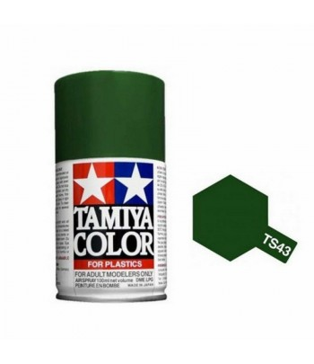 TS-43 Racing Green (спрей) TAMIYA 85043