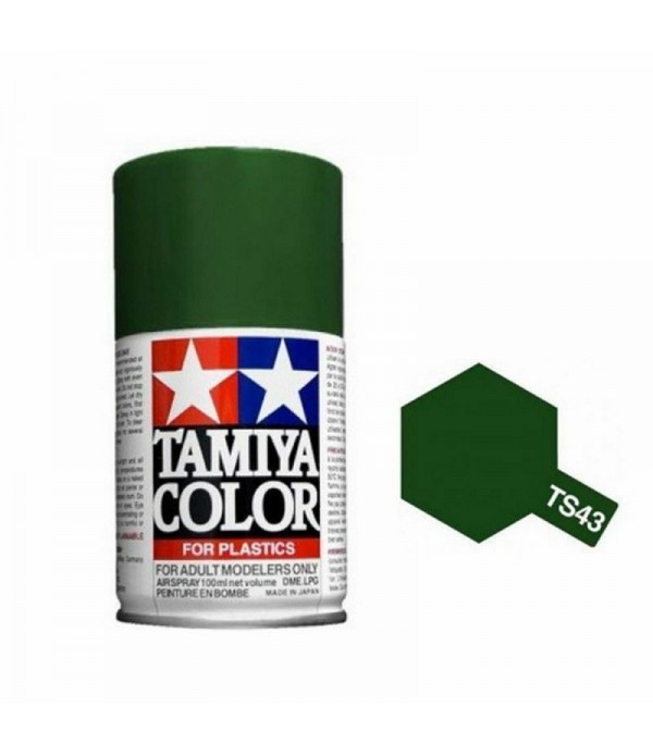 TS-43 Racing Green (спрей) TAMIYA 85043