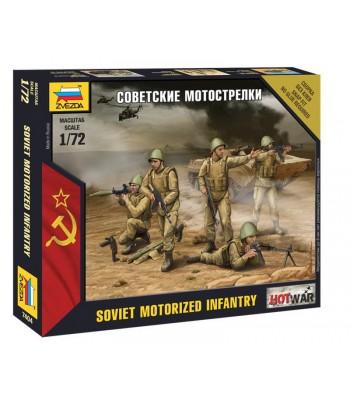 Советские мотострелки ЗВЕЗДА 7404