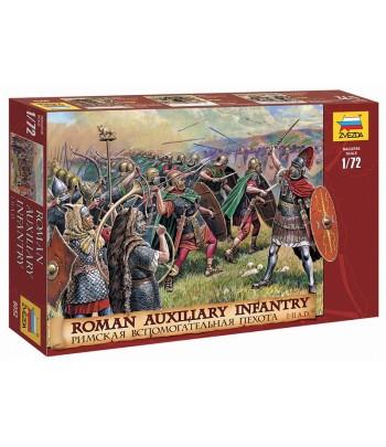 Римская вспомогательная пехота II-I вв. до н.э. ЗВЕЗДА 8052
