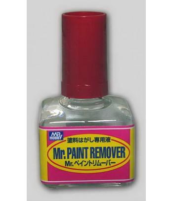 T-114 Mr.Paint Remover, 40ml (Средство для удаления краски) GUNZE SANGYO