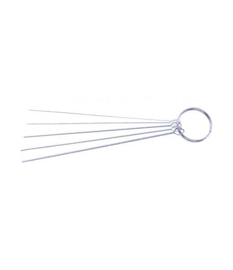 Набор игл для чистки аэрографа JAS 1622