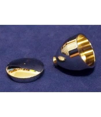 Емкость с крышкой, 5 мл, резьба, металл JAS 1528