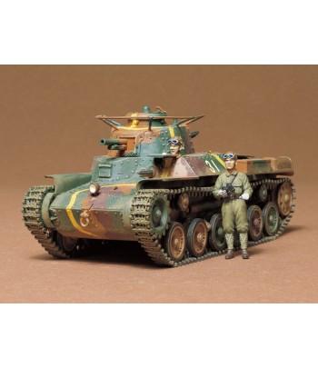 Японский танк Тип 97 (JAPANESE TANK TYPE 97) TAMIYA 35075