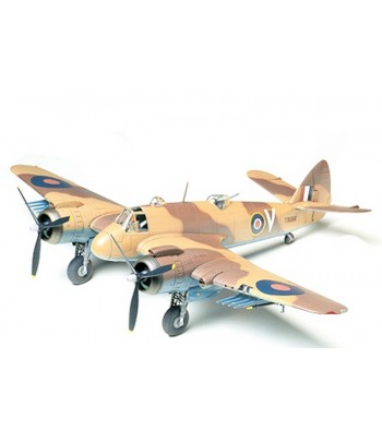 Британский тяжелый истребитель Bristol Beaufighter Mk.VI TAMIYA 61053