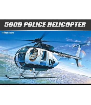 ВертолетHUGHES 500D POLICE HELOCOPTERACADEMY12249