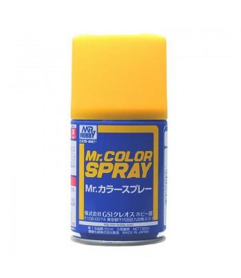 S4 Краска-спрей MR.HOBBY 100мл Yellow Gloss GUNZE SANGYO