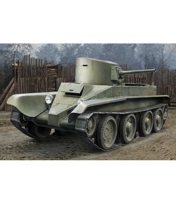 Советский танк БТ-2 (ранняя версия) HOBBY BOSS 84514