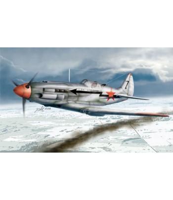 Самолет Миг-3 (поздняя версия) TRUMPETER 02831