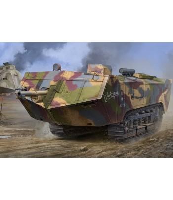 Французский танк Saint-Chamound поздняя версия HOBBY BOSS 83860