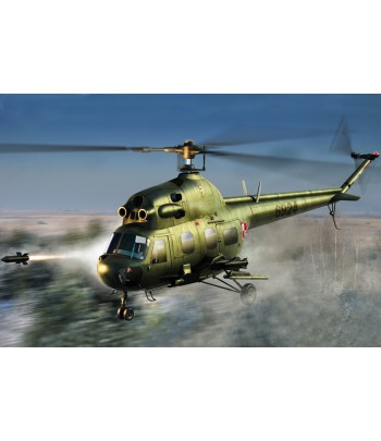Вертолет Ми-2УРП (Mi-2URP Antitank Variant) HOBBY BOSS 87244